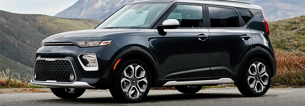 What does the 2021 Kia Soul look like?