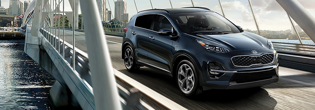 How much room is inside the Kia Sportage?