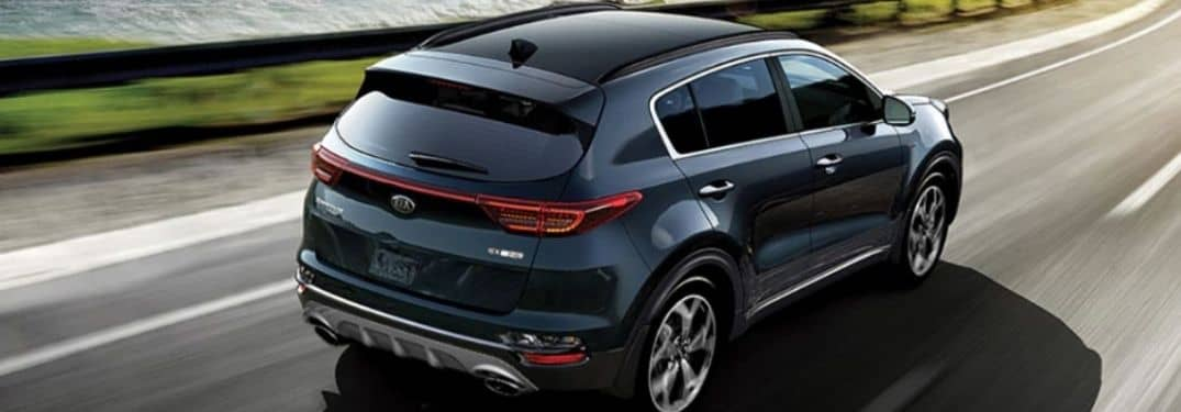 What Safety Systems are on the 2021 Sportage?