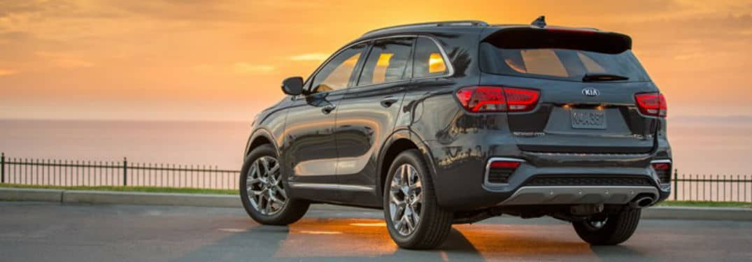Is the Sorento AWD system made for off-road?