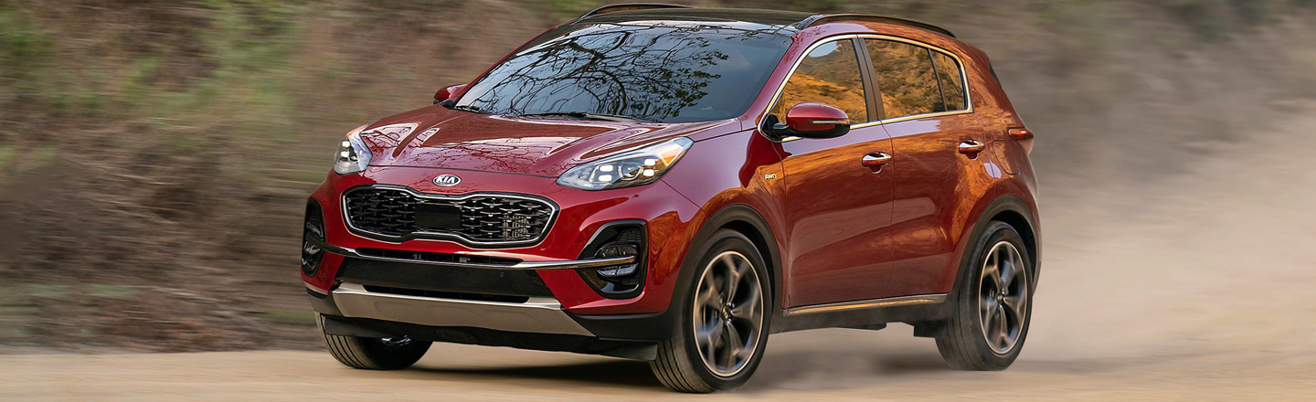 What Colors Does The Kia Sportage Offer?