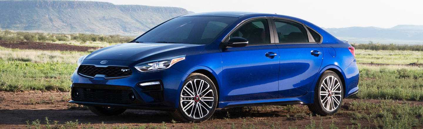 Safety Features Offered For The Kia Forte
