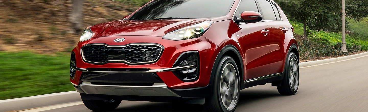 How Far Can The Sportage Go On Gas?