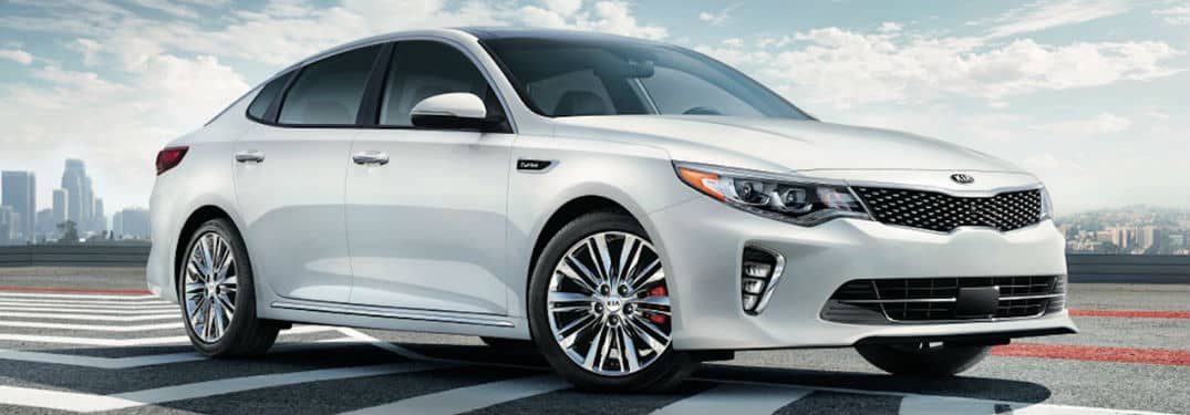 Personalize the 2018 Optima with color option