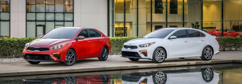 Introducing the all-new 2019 Kia Forte Sedan