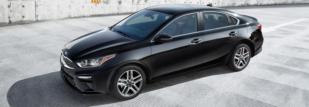 How safe is the Kia Forte?