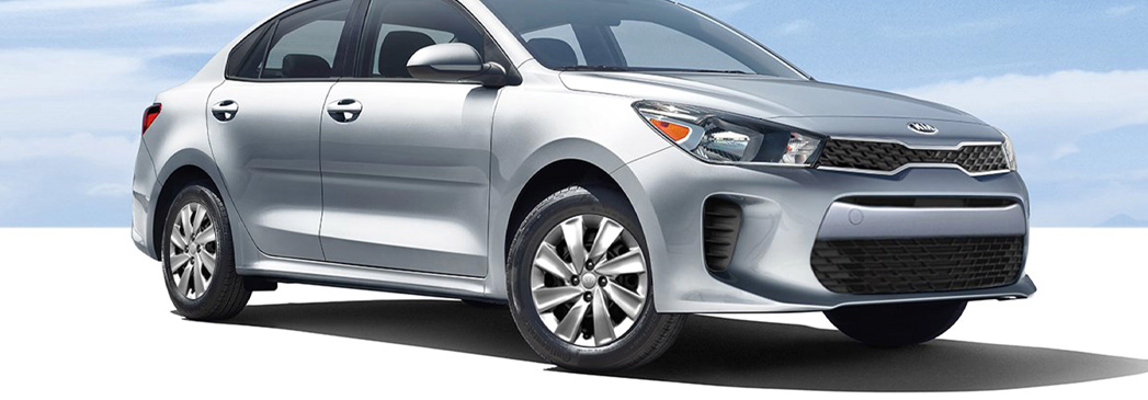 What technology is in the 2020 Kia Rio?