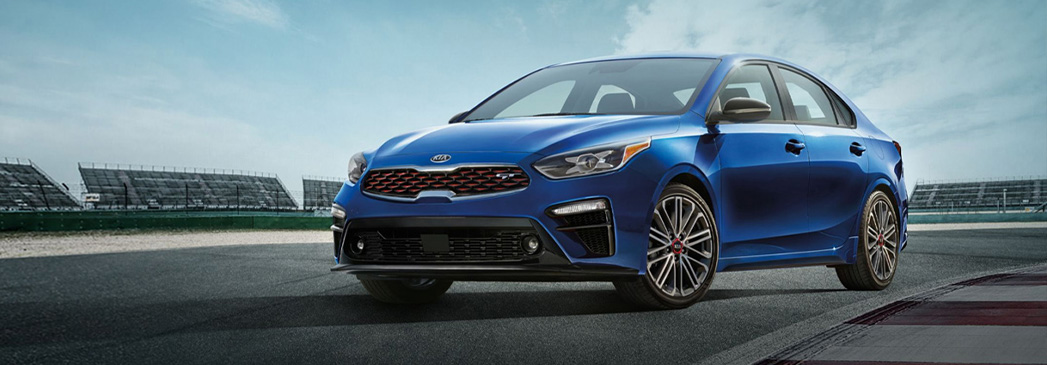 What Tech are on the 2021 Kia Forte?