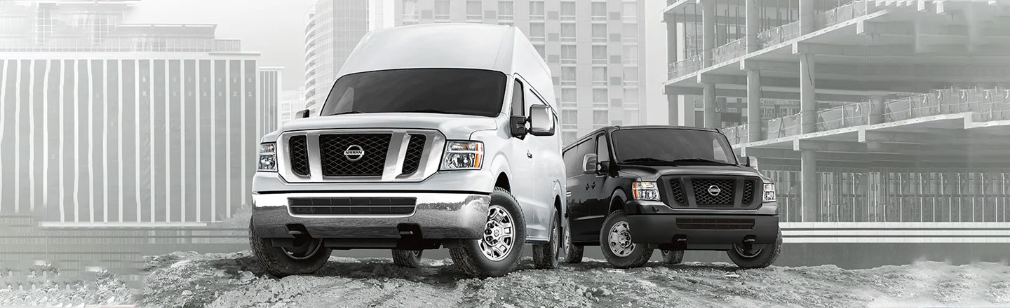 Nissan Commercial Vehicles: 2021 Nissan NV Cargo Vans