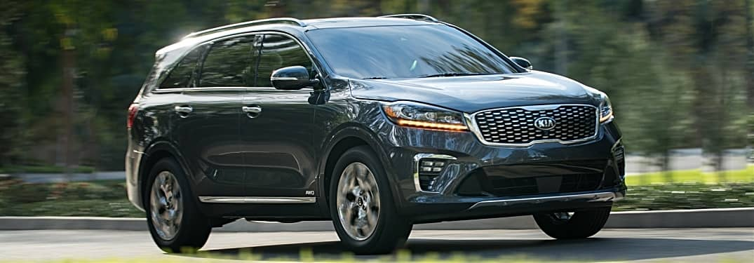 Is the 2019 Kia Sorento capable of towing?
