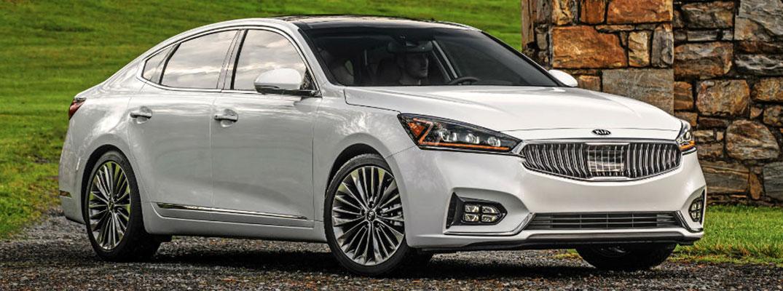 2018 Cadenza named best large car
