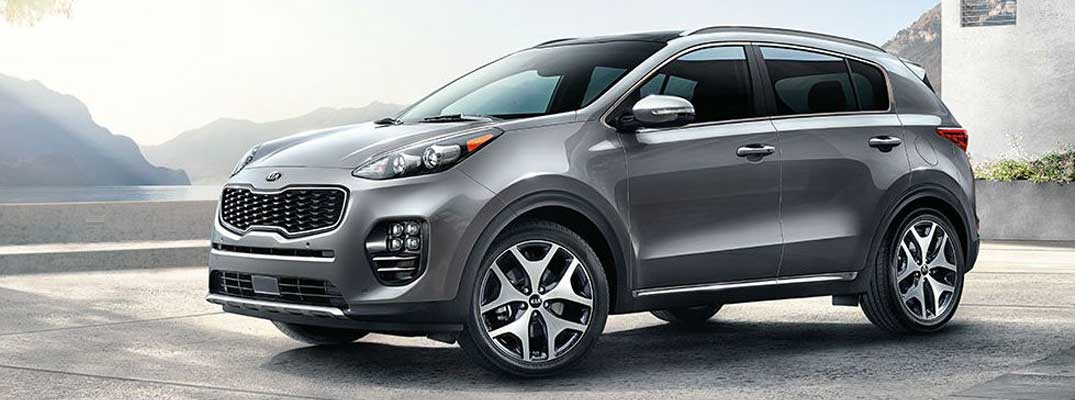 How much is the 2018 Kia Sportage LX?