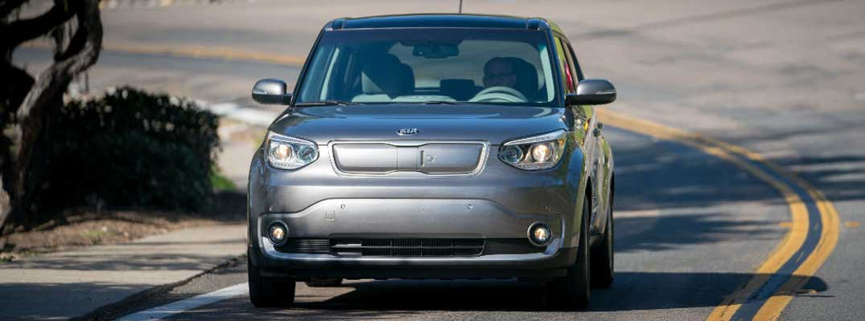 The Kia Soul EV has Wireless Charging System