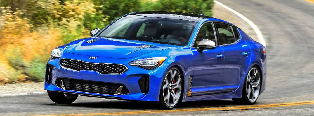 How does the Kia Stinger compare?