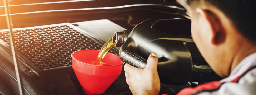 Not all motor oil is the same