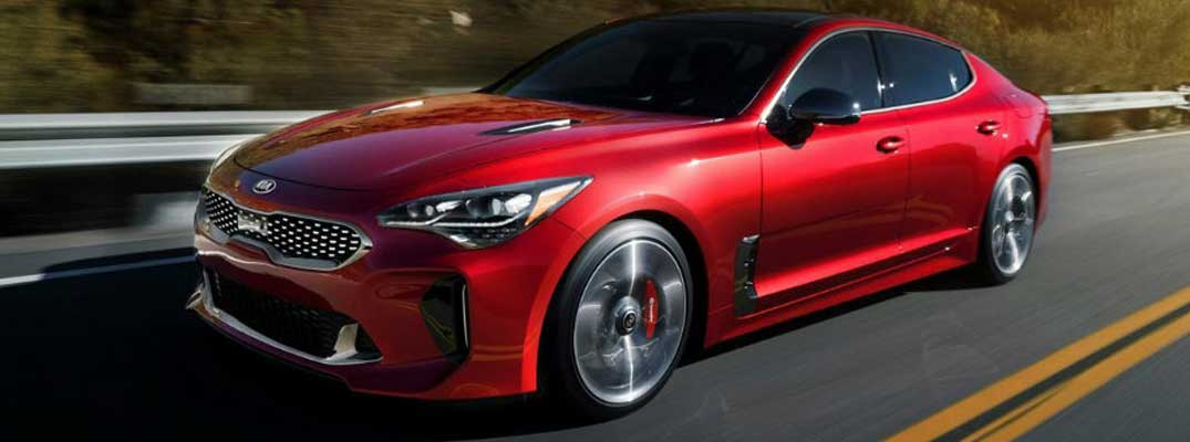 How Fast is the 2019 Kia Stinger?