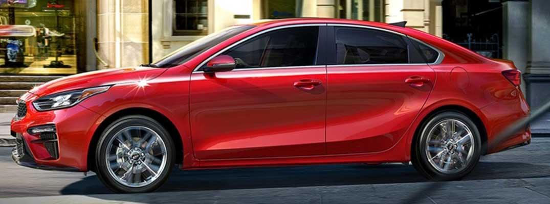 Kia Forte Apple CarPlay and Android Auto