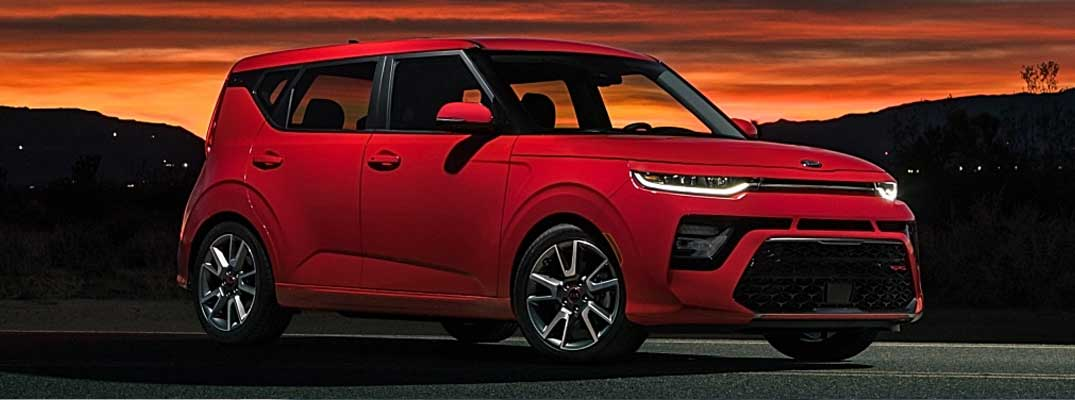 Official release photos of the 2020 Kia Soul