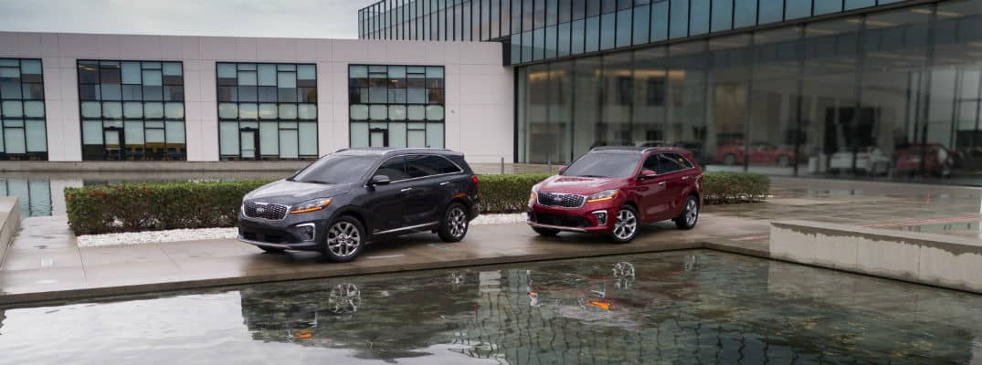 Are you a fan of the Sorento?
