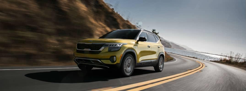 Kia's newest crossover SUV platform