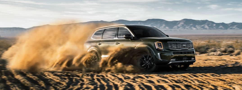 Kia's first SUV of the Year award | Telluride