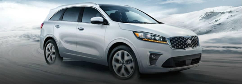 What's the fuel efficiency of the Kia Sorento