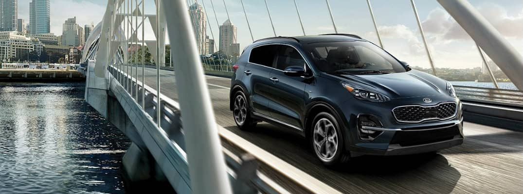 What are the Color Options of the 20 Sportage