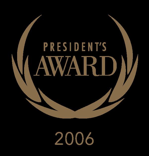 President's Awards 2006