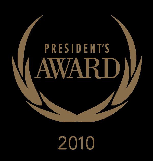 President's Awards 2010