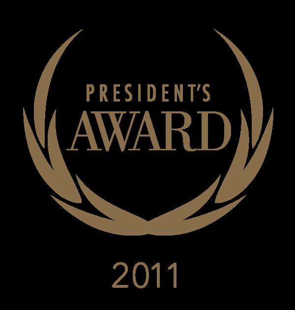 President's Awards 2011