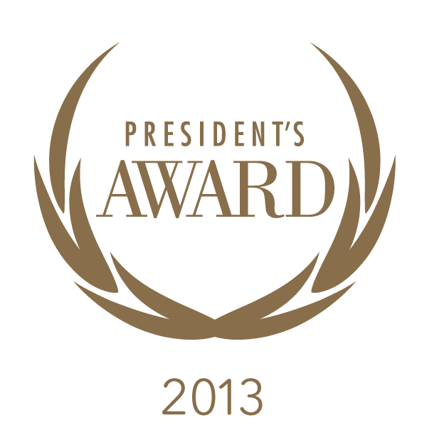 President's Awards 2013