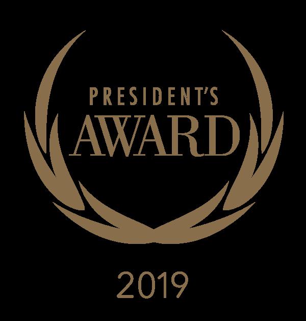 President's Awards 2019