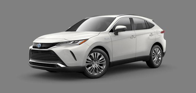 2021 Toyota Venza AWD Hybrid