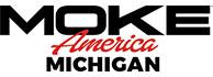 Moke America Michigan logo