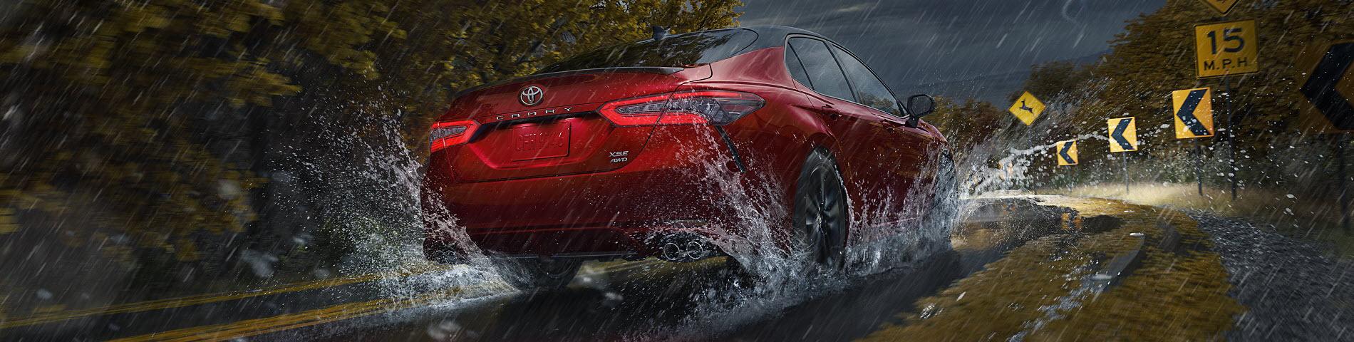 2021 Toyota Camry Engine Specs