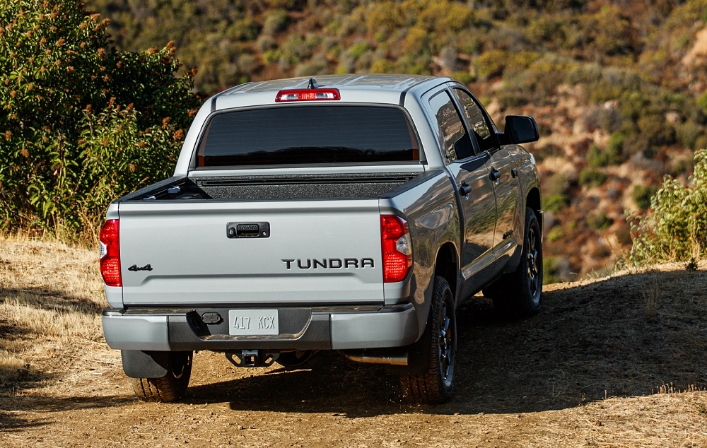 2021 Toyota Tundra Engine Specs