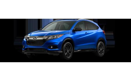 2021 Honda HR-V 2WD Sport Automatic