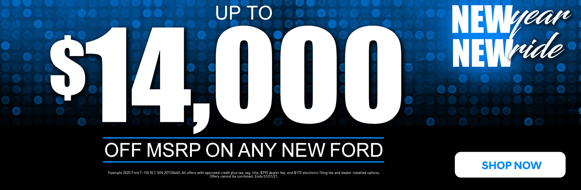 up to $14,000 off MSRP