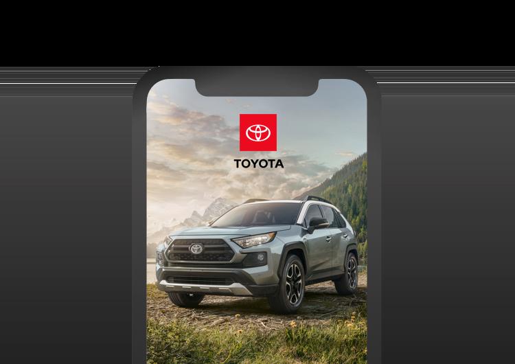 phone image toyota app