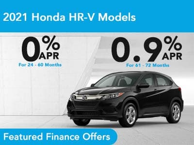 2021 Honda HR-V Models