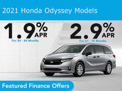 2021 Odyssey Finance Offer