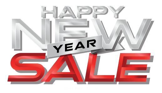 New Year Sale