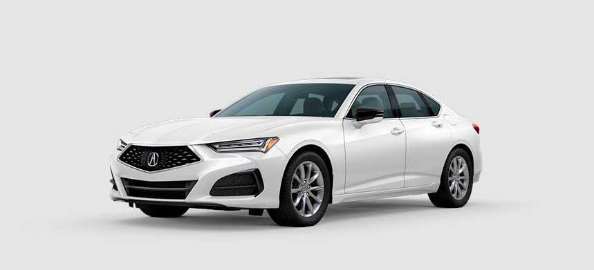 2021 Acura TLX 4-CYL Base Sedan