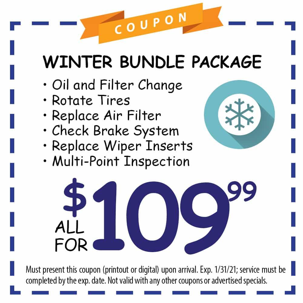 Winter Bundle Package