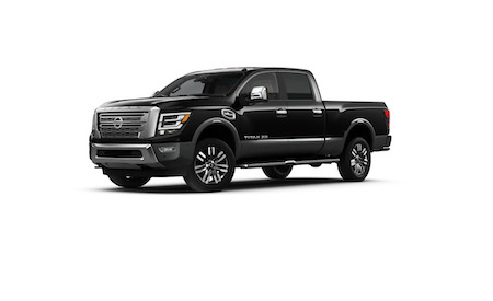 2021 Nissan Titan Trim Comparison in Fort Myers