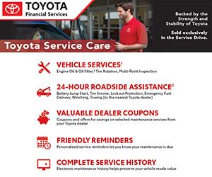 Toyota Service Care