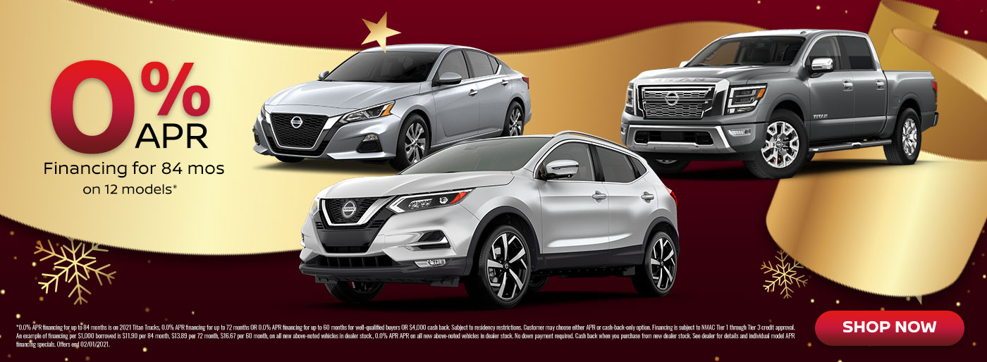 Nissan Vehicles For Sale