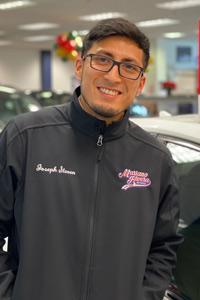 Joseph  Ayavaca Bio Image