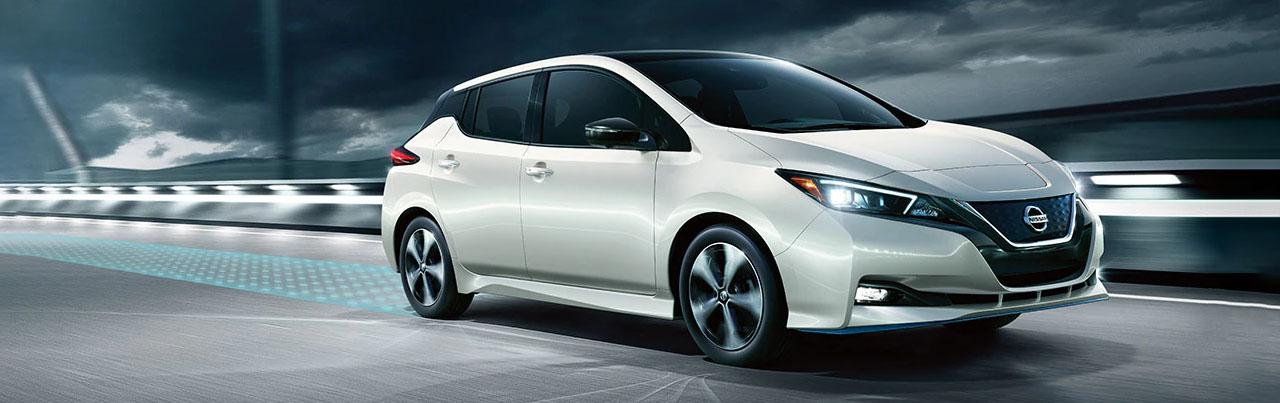 Premier Nissan of San Jose – 2021 Nissan Leaf