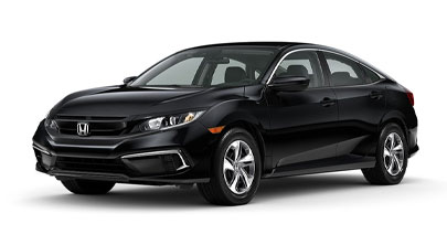 2021 Civic 4DR LX AUTO